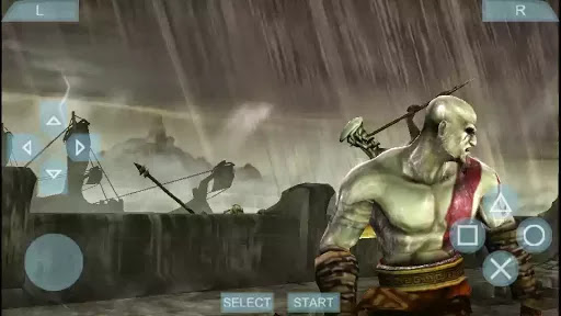 PSP) God Of War Chains Of Olympus Highly Compressed CSO