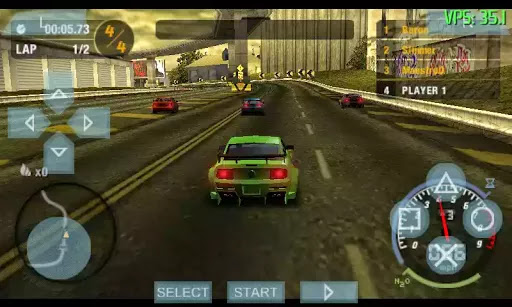 need for speed most wanted highly compressed file for android